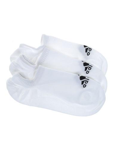 adidas Spor Çorap | 3'lü Paket Beyaz